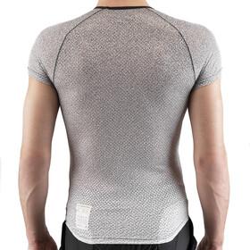 Isadore Alternative Sous-vêtement manches courtes Homme, black/white